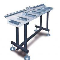 MRB Standard B  Przenośnik rolkowy z systemem pomiarowym na skali