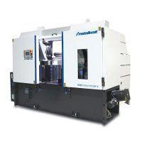 HMBS 510 x 510 CNC X W pełni automatyczna dwukolumnowa pozioma piła taśmowa do metalu ze sterownikiem SIEMENS METALLKRAFT