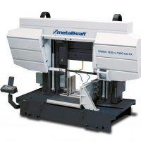 HMBS 1200 x 1400 HA X Półautomatyczna dwukolumnowa pozioma piła taśmowa do metalu METALLKRAFT