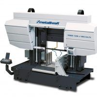 HMBS 1200 x 1400 HA X Półautomatyczna dwukolumnowa pozioma piła taśmowa do metalu