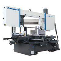 HMBS 500 x 750 HA-DG Półautomatyczna dwukolumnowa pozioma piła taśmowa do metalu METALLKRAFT