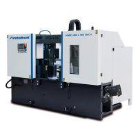 HMBS 400 x 400 CNC X Automatyczna dwukolumnowa pozioma piła taśmowa do metalu z systemem ARP METALLKRAFT