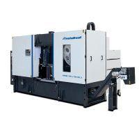 HMBS 700 x 750 CNC X Automatyczna dwukolumnowa pozioma piła taśmowa do metalu z systemem ARP METALLKRAFT