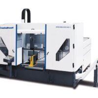 HMBS 850 x 1000 CNC X Automatyczna dwukolumnowa pozioma piła taśmowa do metalu z systemem ARP