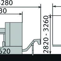 HMBS 850 x 1000 CNC X Automatyczna dwukolumnowa pozioma piła taśmowa do metalu z systemem ARP METALLKRAFT