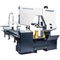 HMBS 600 CNC X 6000 Automatyczna dwukolumnowa pozioma piła taśmowa do metalu o bardzo dużym przepuście, z systemem ARP