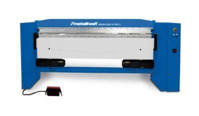 MSBM PRO Silnikowe zaginarki w wersji ciężkiej do blach grubości do 1,75 mm