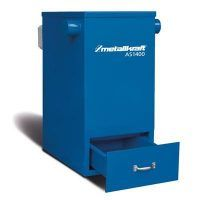 AS 1400 Odciąg pyłu metalicznego METALLKRAFT / 230V