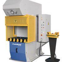 HP C 30/HP C 60/HP C 100/HP C 150  Hydrauliczne prasy stojakowe C