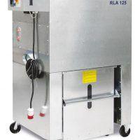 RLA125/140/160/210 Urządzenia odciągowe serii RLA HOLZKRAFT