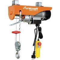 MES 250-2 Elektryczna mini-wciągarka linowa UNICRAFT
