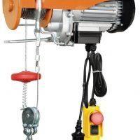 MES600-2 Elektryczna mini-wciągarka linowa UNICRAFT