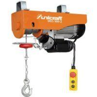 MES 999-2 Elektryczna mini-wciągarka linowa UNICRAFT