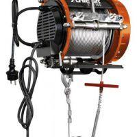 ESW500 Elektryczna wciągarka linowa o maks. wysokości podnoszenia 30 m UNICRAFT