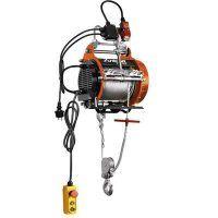 ESW800 Elektryczna wciągarka linowa o maks. wysokości podnoszenia 30 m UNICRAFT