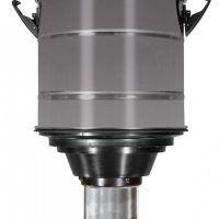 flexCAT 390 EOT Odkurzacz z sitem oleju do płynów oraz wiorów metalowych