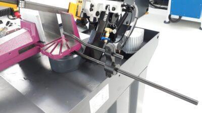 S275NV Przecinarka taśmowa z płynną regulacją OPTIMUM / 230V