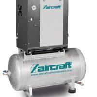 A-MICRO SE 4.0-10-200 Sprężarka śrubowa z napędem pasowym AIRCRAFT