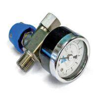 Regulator ciśnienia wewnętrznego z manometru