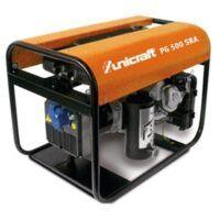 PG 500 SRA Agregat prądotwórczy UNICRAFT