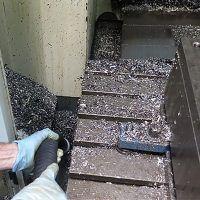 flexCAT 378 EOT-PRO Odkurzacz do zastosowań przemysłowych z separatorem