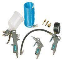 Zestaw narzędzi pneumatycznych 7-częściowy AIRCRAFT
