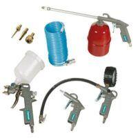 Zestaw narzędzi pneumatycznych 8-częściowy AIRCRAFT