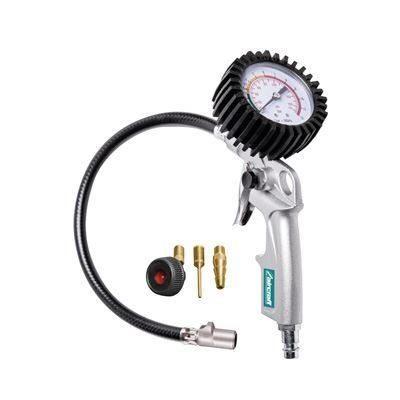 RMG Quick-Lock Zestaw miernika ciśnienia oponze złączką wtykową  AIRCRAFT
