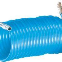 Wąż pnuematyczny - spiralny śr. wew 6 mm, dł. 5 m AIRCRAFT