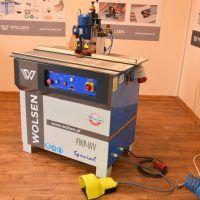 FWP-WV Special Frezarka dwustronna do elementów prosto i krzywoliniowych
