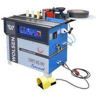 OWP3BIS-WV Pneumat H100 Okleiniarka stacjonarna do elementów prosto i krzywoliniowych