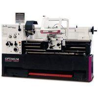 TH4615V Tokarka z płynną regulacją obrotów oraz odczytem cyfrowym OPTIMUM / 400V