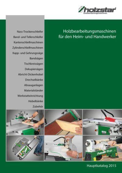 Holzstar_Katalog_2015_Strona 1