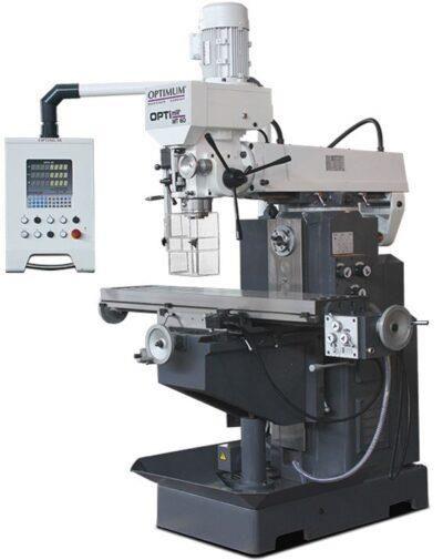 MT60 Frezarka uniwersalna OPTIMUM / 400V
