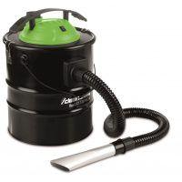 flexCAT 120 VCA – Odkurzacz do popiołu z kominka, pieca i grilla.