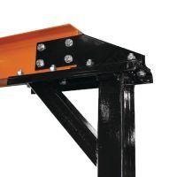 PK1 Suwnica bramowa - mobilny dźwig na kółkach o maks. obciążeniu 1 t. UNICRAFT