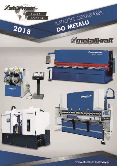 METALLKRAFT_Katalog_2018_Strona 1