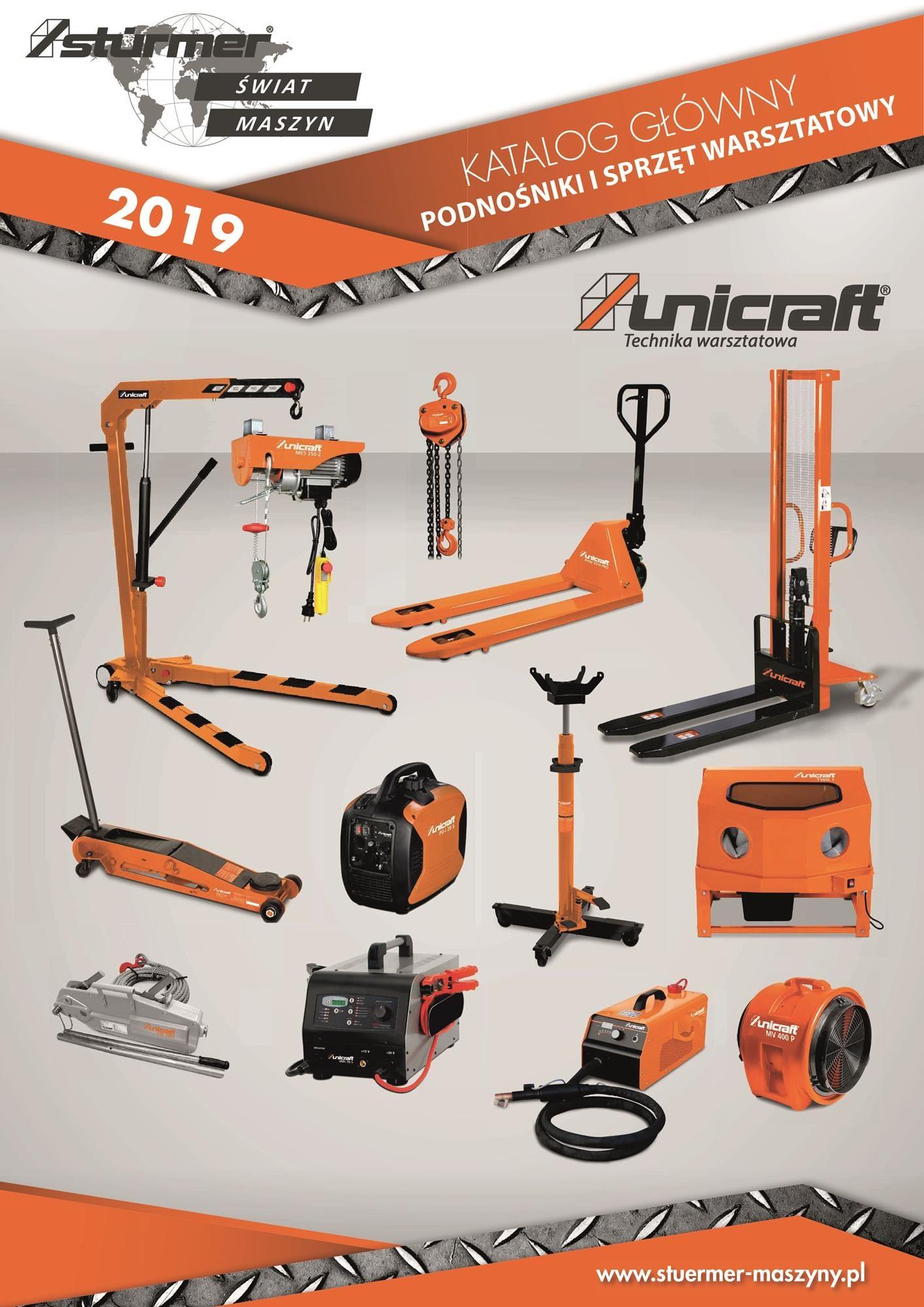 Unicraft_Katalog_2019-PL_Strona 1