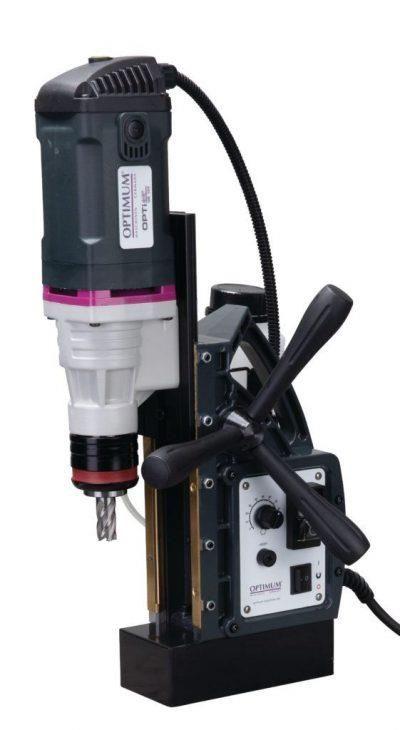 DM50V Wiertarka magnetyczna OPTIMUM z płynną regulacją