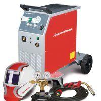 PRO-MIG Synergia 310-4 SET  Półautomat spawalniczy