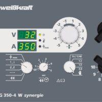 PRO-MIG Synergia 350-4 W Półautomat spawalniczy