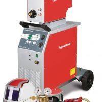 PRO-MIG Synergia 450-4 WS SET  Półautomat spawalniczy