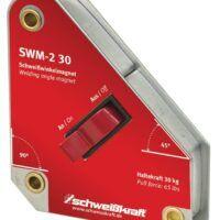 SWM-2 30 Magnetyczny kątownik spawalniczy