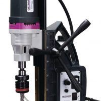 DM60V Wiertarka magnetyczna OPTIMUM z płynną regulacją oraz stożkiem MK2