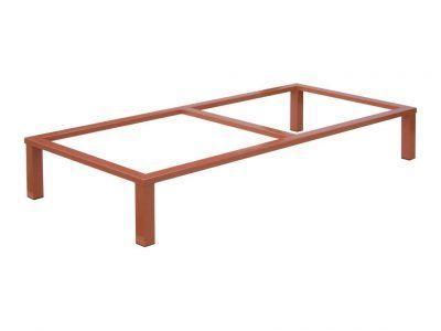 ŁKT-WV 900 Stelaż metalowy łóżka do zabudowy WOLSEN