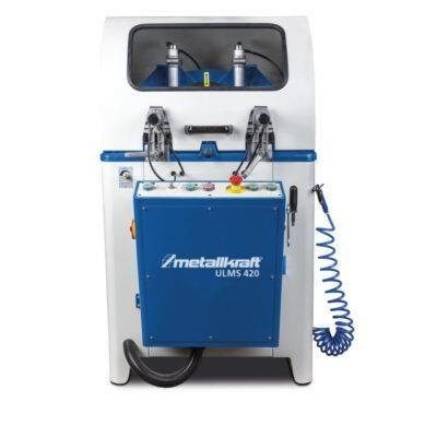 ULMS 420 Półautomatyczna piła tarczowa z napędem dolnym METALLKRAFT