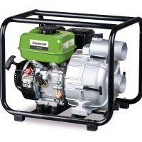SWP 80 Pompa do wody czystej CLEANCRAFT z 4-suwowym silnikiem benzynowym