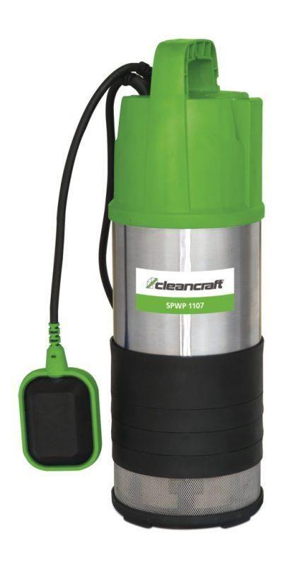 SPWP 1107 Ciśnieniowa pompa zanurzeniowa do czystej wody CLEANCRAFT