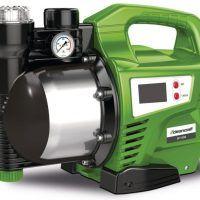 GP1105S Pompa ogrodowa do czystej wody CLEANCRAFT z filtrem i wyświetlaczem LCD