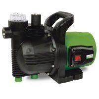 GP1105P Pompa ogrodowa CLEANCRAFT z obudową z tworzywa sztucznego i filtrem wstępnym